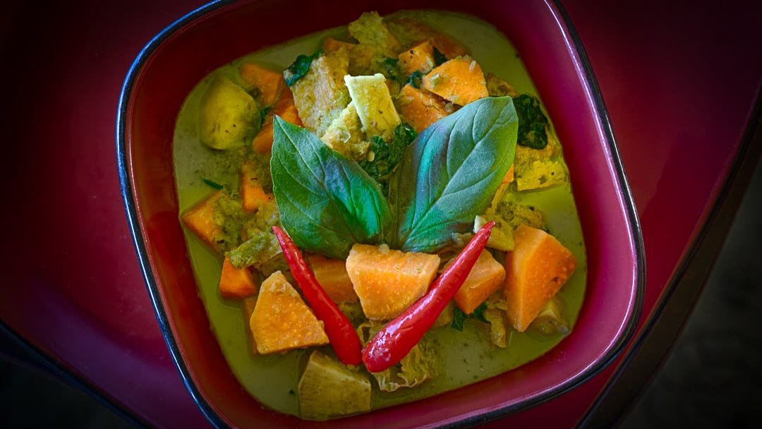 Hot and Spicy Veggie Delights