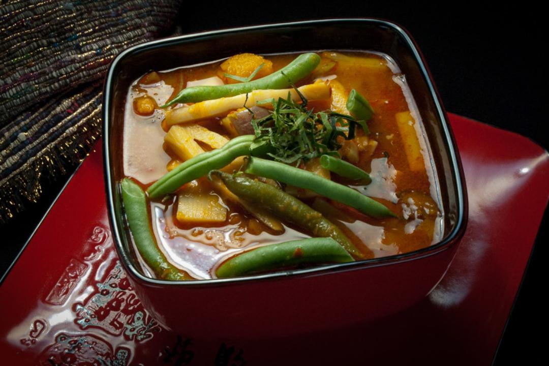 Jungle Curry Veggie Feast